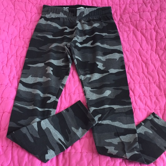 Garage Pants - Army leggings